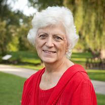 Shirley Raeleen Hardman Rizzuto