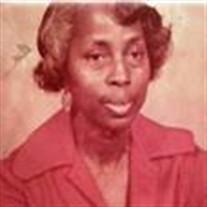 Mattie Mae Parker