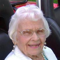Dorothy Vandertie