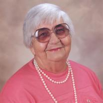 Mary Lillian Wharton