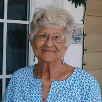 Lady Patricia Courtney