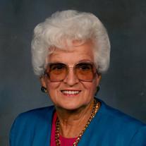 Gladys M. Jones