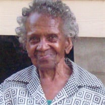 Mrs. Josephine Blackwell
