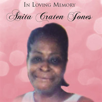 Mrs. Anita Craten Jones