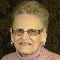 Doris May  Bouse