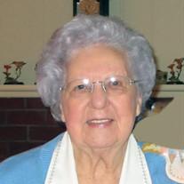 Winnie Mae Parker Campbell