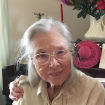 Margaret Briscoe Gibson