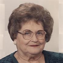 Mrs. Dora Lee Ervin