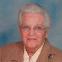 Dorthea May Martz