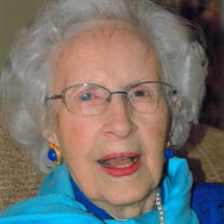 Mrs. Betty Nelson Minish