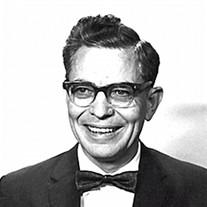 Rev. William Nale Falls