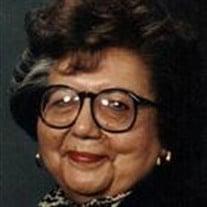 Maria Guadalupe Rivera