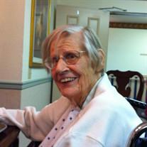 May Solvig Bates