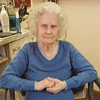 Bonnie Lively  Buchanan