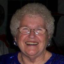 Mrs. Nancy S. LeBlanc