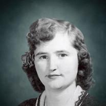 Shirley Ann Carter McKnight