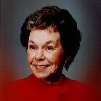 """Marguerite F. """"Maggie"""" Anderson"""