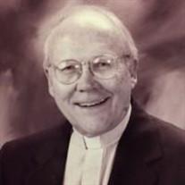 Reverand Paul Heiberg Olson