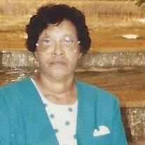Mrs.  Mary Sue Stafford