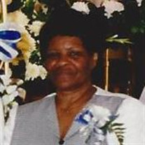 Mrs. Earline Woolard Reddick