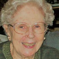 Doris C. Reeves