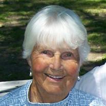 Barbara Jean Snow Thackeray