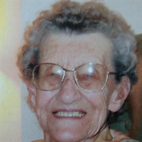 Florence Mabel Parks