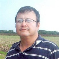 Max Garza Jr.