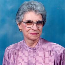 Mrs. Mabel Lovetta Spurlin Halsey