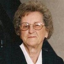 Florence Elizabeth Cochrane