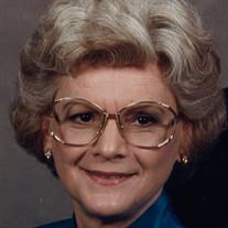 Mrs. Reba Frances Ragsdale