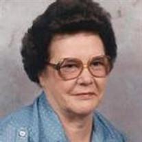 Elizabeth Parker Williams
