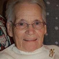 Hazel Wilson Preston