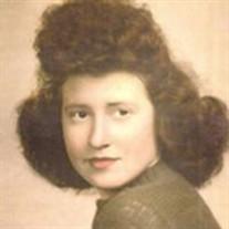 Betty Etheleen Wills