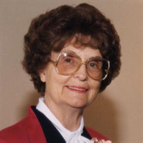 Dr. Betty Farrell Dodge Harrison-Merrell