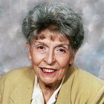Evelyn Mabel Wilson