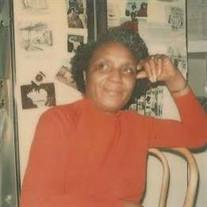 Mrs. Leslie Mae Williams