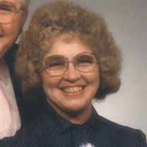 Constance Mae ('Connie') Belair Luebesmier
