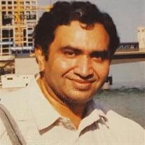 Dr. Daksh M. Joshi