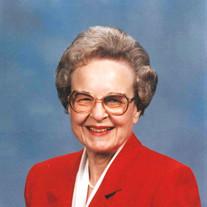 Dorothy L Bovard