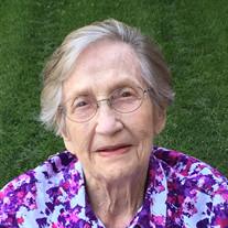 Gladys Florence Kenyon