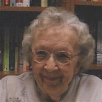 Esther M Bunker