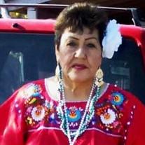 Bertha Alicia Escontrias