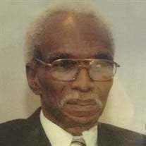 Pastor James Edward Speed