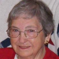 Elizabeth Betty Spence