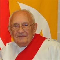 Deacon Edward J. Maron