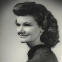 Geraldine Huston
