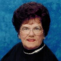 """Rosemary """"Pat"""" Brassell"""