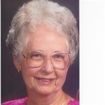 Bertha Mae Toothaker