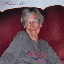 Minnie Mae Adams